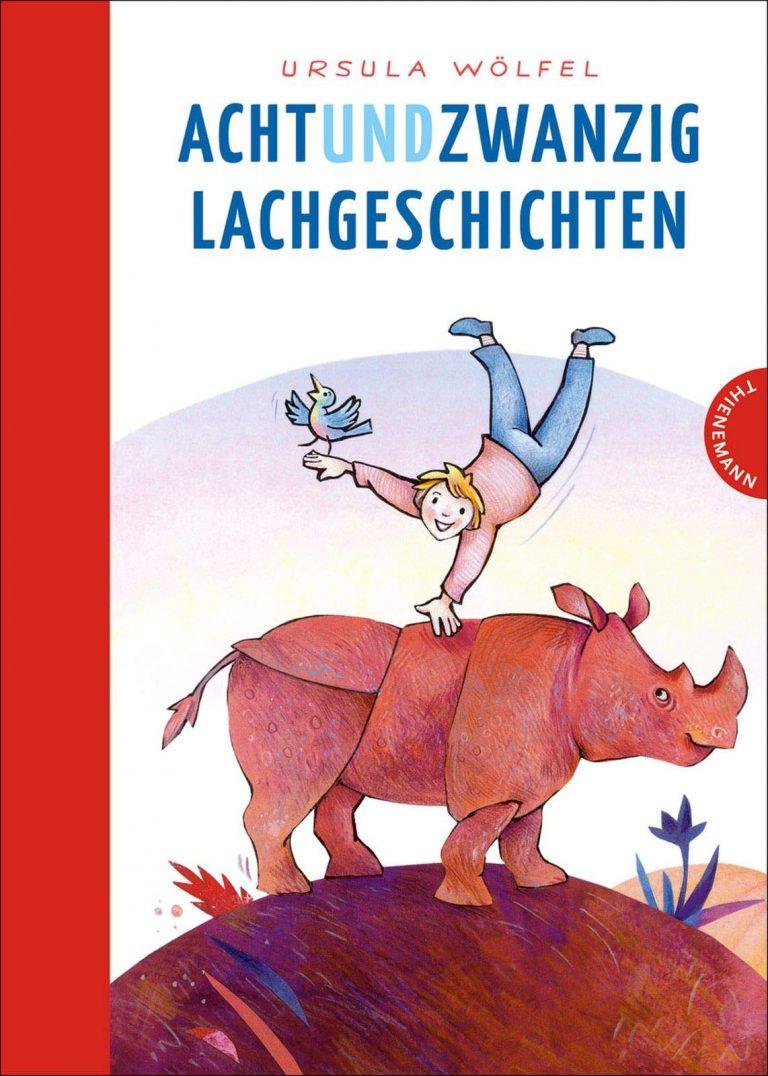 """Ursula Wölfel """"Achtundzwanzig Lachgeschichten"""""""