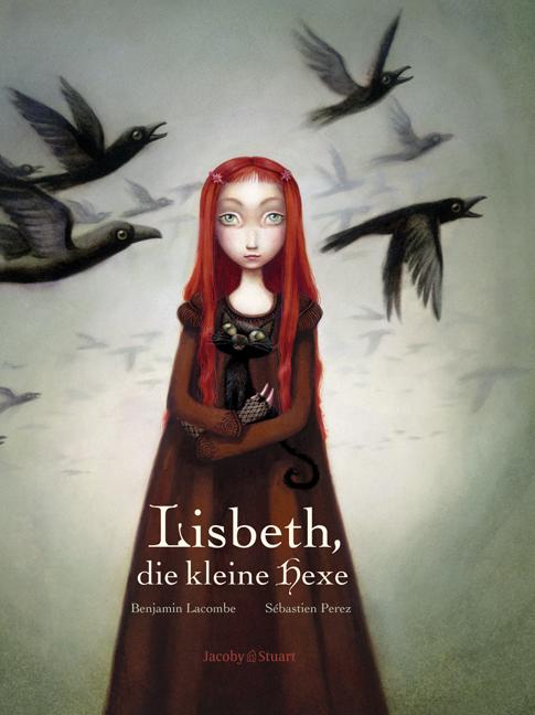 """Lacombe """"Lisbeth, die kleine Hexe"""""""