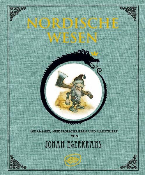"""Johan Egerkrans """"Nordische Wesen"""""""