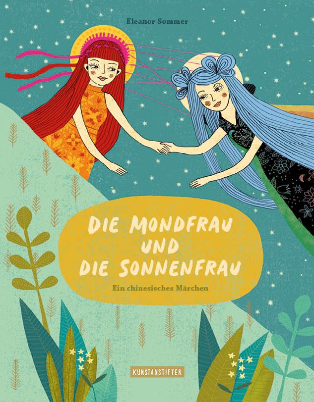 """Eleanor Sommer """"Die Mondfrau und die Sonnenfrau"""""""