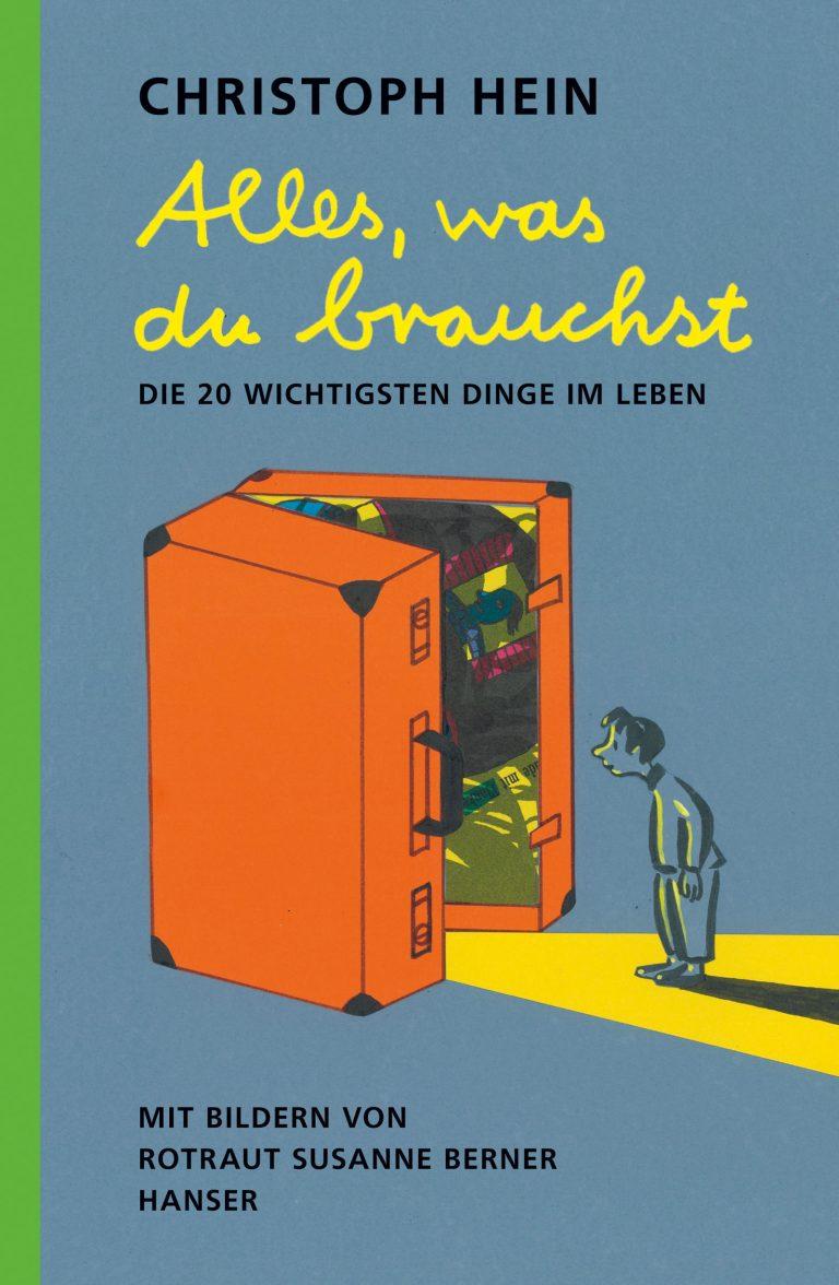 """Christoph Hein """"Alles was du brauchst"""""""