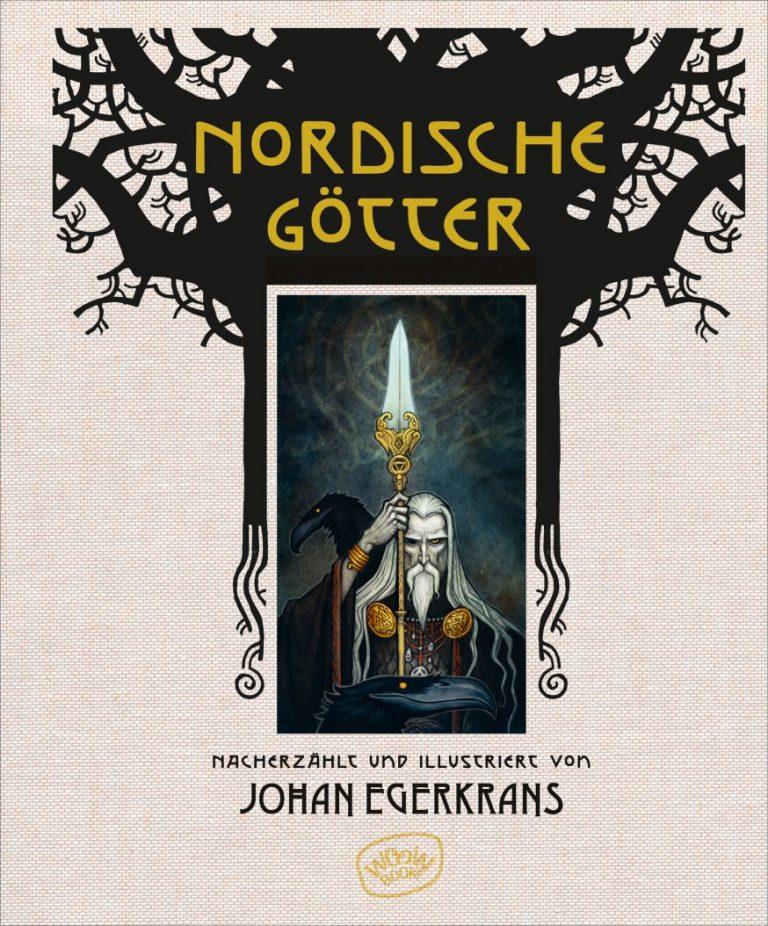 "Johan Egerkrans ""Nordische Götter"""