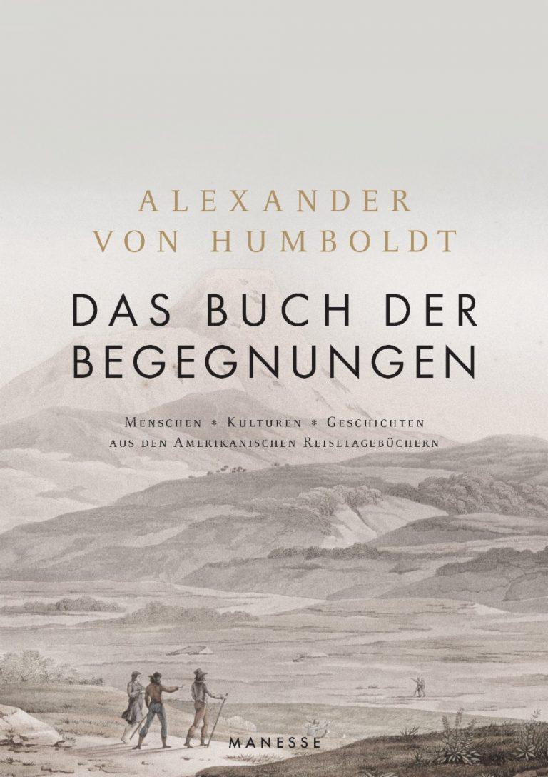 """Ottmar Ette """"Buch der Begegnungen"""""""