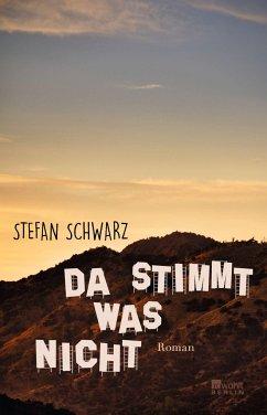 """Stefan Schwarz """"Da stimmt was nicht"""""""
