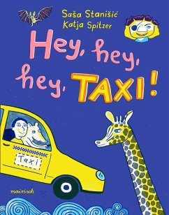 "Sasa Stanisic ""Hey, hey, hey, Taxi!"""