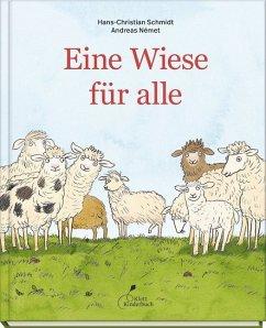 """Hans-Christian Schmidt """"Eine Wiese für alle"""""""