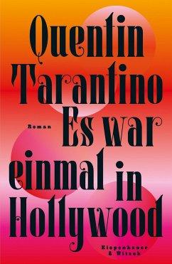 """Quentin Tarantino """"Es war einmal in Hollywood"""""""